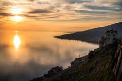 Lake Geneva Royalty Free Stock Image