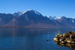 lake genewie Obrazy Stock