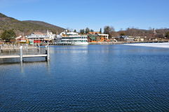 Lake George ,New York Stock Image