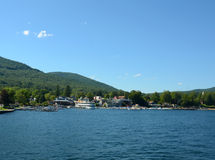 Lake George, New York State Royalty Free Stock Photography