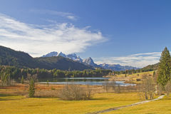 Lake Gerold Stock Photography