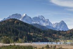 Lake Gerold Royalty Free Stock Photography