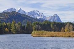 Lake Gerold Stock Images