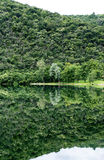 Lake of Ghirla Varese, Italy Stock Images