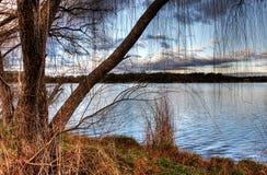 Lake Ginninderra Royalty Free Stock Photos