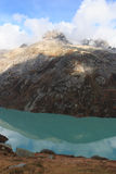 Lake Goscheneralp Stock Photography