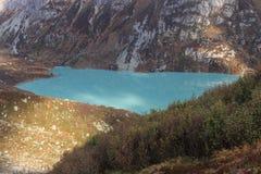 Lake Goscheneralp Royalty Free Stock Image