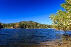 Lake Gregory Royalty Free Stock Photo