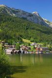 Lake Grundlsee,Austria Royalty Free Stock Photography