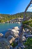 Lake Haiyaha Royalty Free Stock Photos