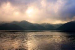 Lake Hakone, Japan Stock Image