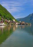 Lake Hallstatt,Austria Royalty Free Stock Photos
