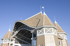 Lake Harriet Bandshell Front. Lake Harriet music bandshell in Minneapolis Minnesota stock photos