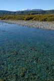 On Lake Haupiri Royalty Free Stock Photos