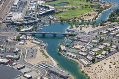 Lake Havasu, Arizona Royalty Free Stock Photos