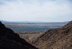 Lake Havasu en Arizona Fotografía de archivo libre de regalías
