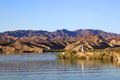 Lake Havasu – Lighthouse Royalty Free Stock Image