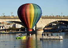 Lake- HavasuballonFest Lizenzfreie Stockfotografie