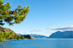 Lake Hawea Stock Images