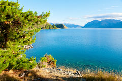 Lake Hawea Royalty Free Stock Photos