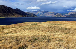Lake Hawea Royalty Free Stock Image