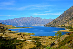 Lake Hawea Royalty Free Stock Images