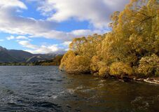 Lake Hayes Otago NZ (5) Stock Photos