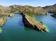 Lake heavenly Royalty Free Stock Image
