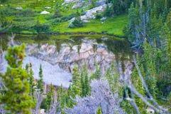 Lake Helene Royalty Free Stock Photography
