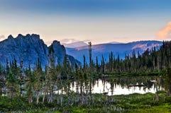 Lake Helene Royalty Free Stock Photo