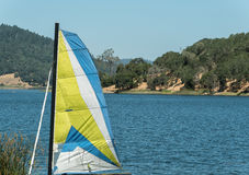 Lake Hennessey, Napa County, California Royalty Free Stock Photography