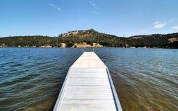 Lake Hennessey stock photos