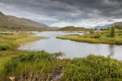 Lake in the Highlands Stock Image