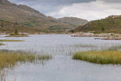 Lake in the Highlands Stock Photography