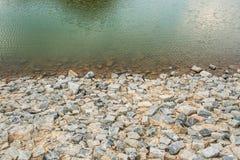 The lake in Hinoki land. Thailand stock images