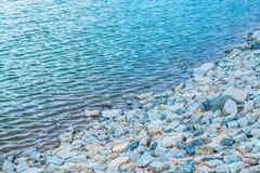 The lake in Hinoki land. Thailand royalty free stock image