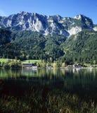 Lake Hintersee, Germany Stock Images