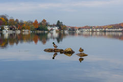 Lake Hopatcong Royalty Free Stock Photography