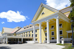The Lake Hotel Yellowstone Royalty Free Stock Photography