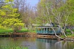 Lake House royalty free stock photos