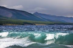 Lake Hubsugul Royalty Free Stock Images