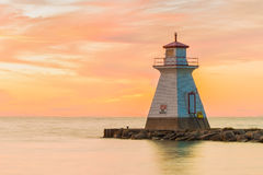Lake Huron Lighthouse Royalty Free Stock Photo