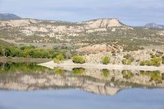 Free Lake In Desert Stock Photos - 23893573