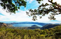 Free Lake In El Salvador Stock Photos - 117109803