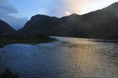 Lake in Ireland Stock Photography