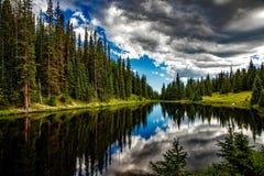 Lake Irene, Colorado, Water Stock Images