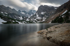 Lake Isabelle - Colorado Stock Images