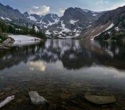 Lake Isabelle - Colorado Stock Image