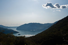 Lake Iseo Royalty Free Stock Photos
