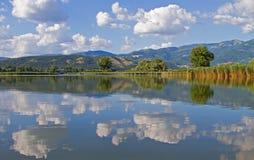Lake in Italy Stock Photos